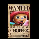 Wanted Chopper - One piece by Doremi972