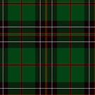 Green Christmas Plaid by HighDesign