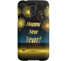Happy New Year Samsung Galaxy Case/Skin
