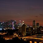 Marina Bay Highlights, Singapore by Kasia-D