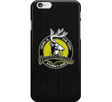 Storms End Baratheons iPhone Case/Skin