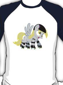 Roller Derpy  T-Shirt