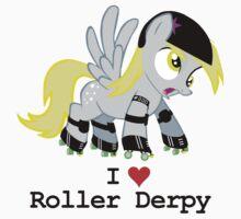 Roller Derpy : I Heart Roller Derpy by altair4