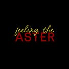 Feeling the aster? by notafantasy