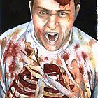Ricky Ribshack by Anthony Billings