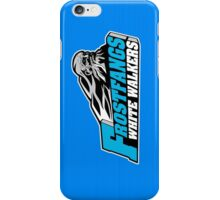 Frostfangs White Walkers iPhone Case/Skin