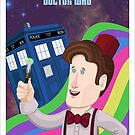 Doctor Who Returns! by Wingspan91089