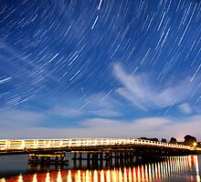 Wallaga Bridge Stars by David Haworth