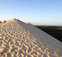 Sand dune by Ed Hemming