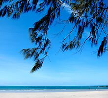 an aussie beach by kchamula
