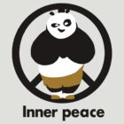 Inner peace shirt by yossi rabinovich