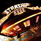 Starship Carnival Ride  by ThinkPics