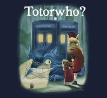 Totorwho? T-Shirt