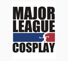 Major League Cosplay Promo Tee by eroman365