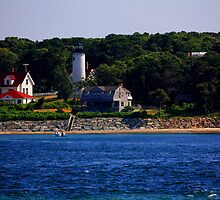 West Chop Lighthouse by Neil Huber
