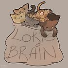 Loki&#x27;s Brain by nickelcurry