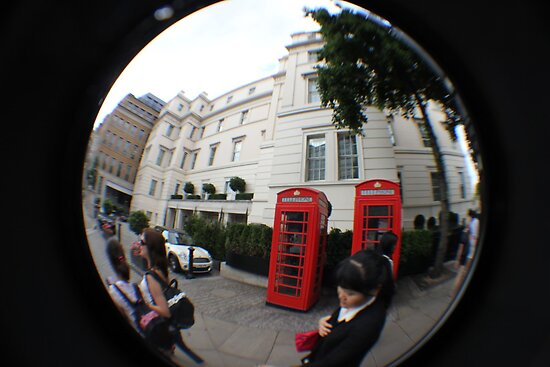 fisheye by GrAPE