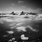Iceland: Floating Ice by Nina Papiorek