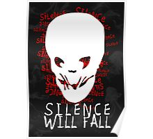 Doctor Who - Silence Will Fall Poster