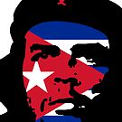 Che Eyes Cuba by IntWanderer