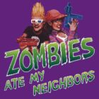 Zombies ate my neighbors by Quillix