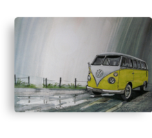 Just a Mirror for the Sun Canvas Print