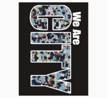We Are City (sticker version) by Ra12