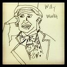 Willy Wonka by George Katsaros