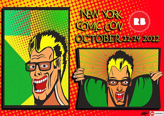 New York Comic Con Entry by Matt Hagland