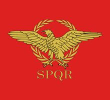 SPQR by Arsonista Gartzia