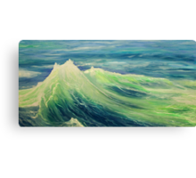 Sea I Canvas Print