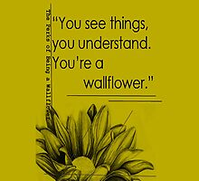 The Perks of Being a Wallflower by Erin Mitten