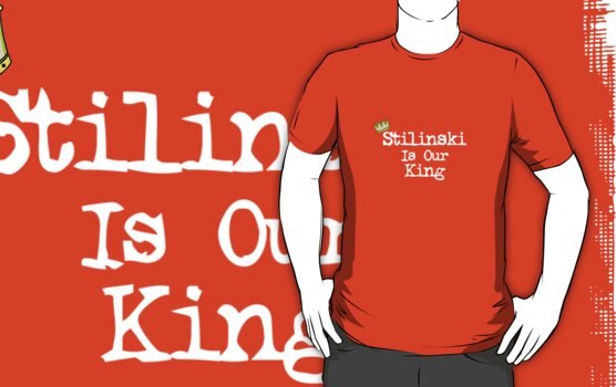 Teen Wolf - Stilinski Is Our King by ldyghst