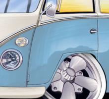 VW Splitty (11 Window) M Sticker