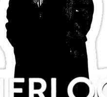 SHERLOCK - BBC Sticker