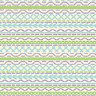 Pastel Colors Lines And Dots Pattern by artonwear