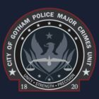 Gotham City Police Major Crimes Unit - Pocket Logo by Christopher Bunye