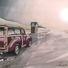 Morris 1000 Traveller by JohnLowerson