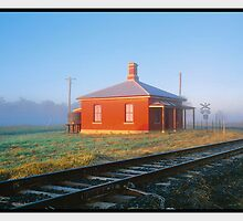 Gatekeeper's Cottage, Arding NSW by Chris Munn