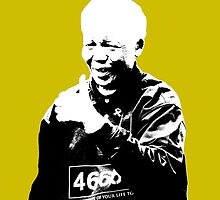 Madiba Art Yellow by Terebinte