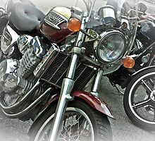 Bikers bikes  by swcphotography