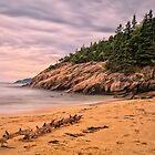Sand Beach, Acadia National Park by FStopGuy