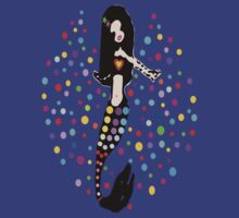 ♔♥Gorgeous Sparkling Little Mermaid Clothing & Stickers♥♔ by Fantabulous