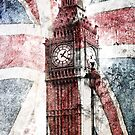 London 2012 - Big Ben by SquarePeg