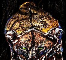 Night Stalker: Be Afraid Of The Dark by Herbert Renard