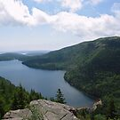 Jordan Pond by CarolinaNino