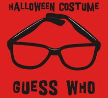 """Halloween """"Halloween Costume - Guess Who?"""" T-Shirt Kids Clothes"""