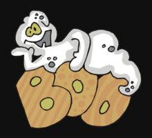 "Halloween ""Boo"" T-Shirt by HolidayT-Shirts"