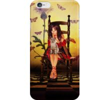 Girl with Cat iPHONE Case iPhone Case/Skin