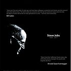 Steve Jobs Poster by Nick Sexton
